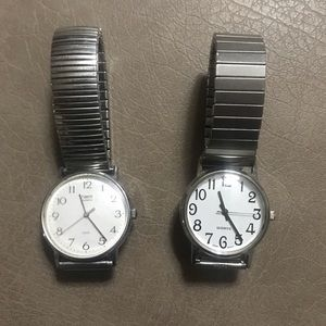 Lot of 2 Watches